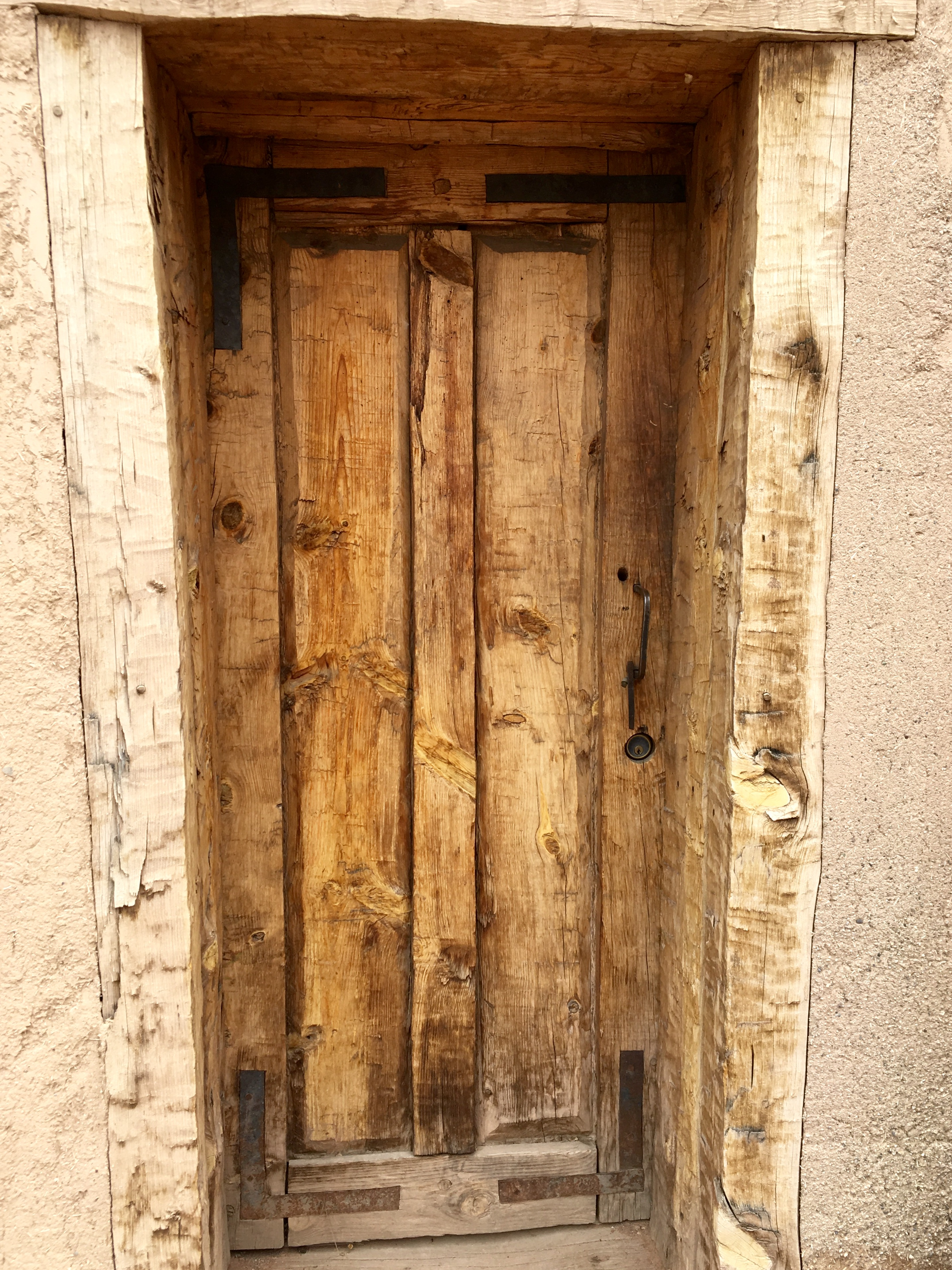 Doors of new mexico… camellia s cottage