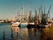 shrimp boats bayou la batre