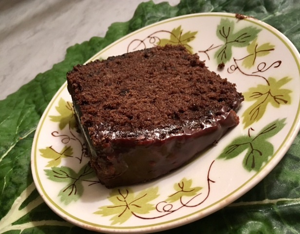 Deke's Decadent Chocolate Pound Cake