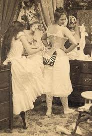 vintage corset