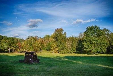 jeremy old truck 11 field