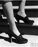 vintage women's shoes